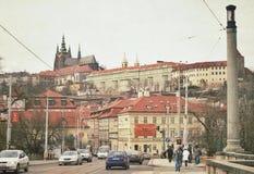 Praha Stock Foto's