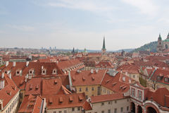 Praha Royalty-vrije Stock Foto