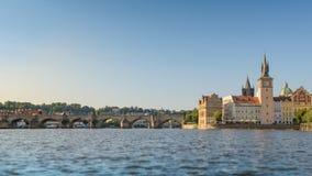 Praha Obraz Royalty Free