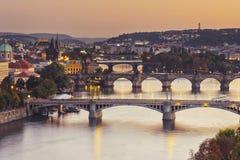 Praha Photos libres de droits