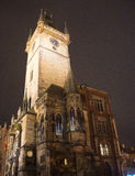 Praha Arkivbild