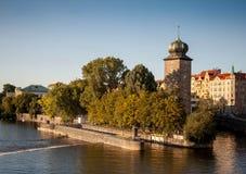 Praha Obrazy Royalty Free