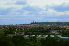 Praha royalty free stock image