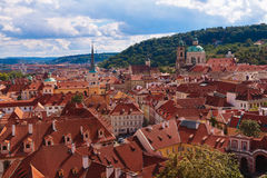 Praha - Czech republic Royalty Free Stock Photo