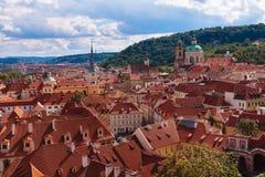 Praha - Czech republic Royalty Free Stock Photo