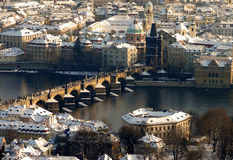 Praha - Historic centre Stock Photography