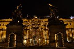 Praha parliament Stock Photo