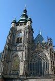 Praha - Prague, the capital city of the Czech Republic. Church in Praha - Prague, the capital city of the Czech Republic Stock Image