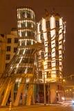 Praha, République Tchèque, février 18,2013 - Chambre de danse à Prague Photographie stock libre de droits