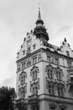 Praha stad/byggnader Arkivfoton