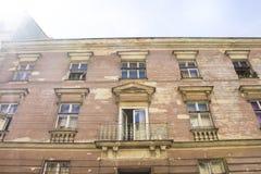 Praha stad/byggnader Royaltyfria Bilder