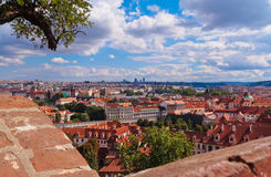 Praha - tjeckisk republik Arkivfoton