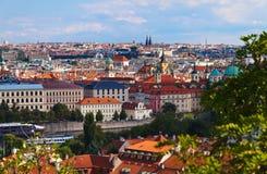 Praha - tjeckisk republik Royaltyfri Fotografi