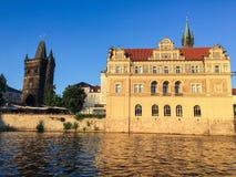 Praha. Very Beautiful Stock Images