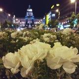 Praha. Very Beautiful Stock Photo
