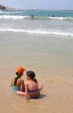 Praia Imagem de Stock Royalty Free