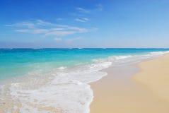 Praia 2 Foto de Stock Royalty Free