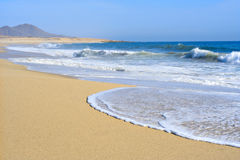 A praia Fotografia de Stock
