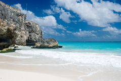 Praia 3 Imagem de Stock Royalty Free