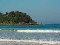Praia 3 Foto de Stock