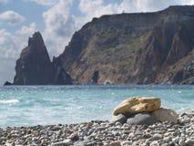 Praia. Imagens de Stock