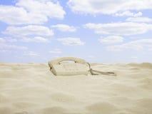 Praia Imagens de Stock