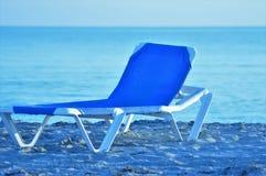 Praia! Imagens de Stock