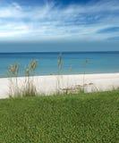 A praia Imagens de Stock