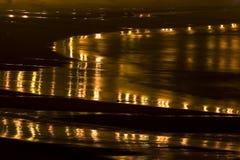 praia abstrata Imagem de Stock