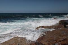 Praia Austrália de Dee Why Imagem de Stock