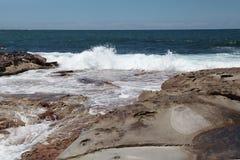 Praia Austrália de Dee Why Foto de Stock