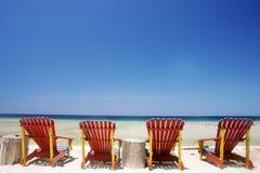 Praia bonita Fotografia de Stock
