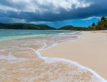 Praia bonita Foto de Stock