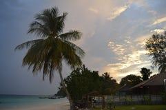 Praia bonita impressionante Koh Lipe Thailand de Pattaya Imagem de Stock