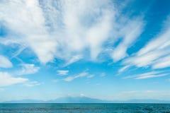 Praia bonita na península de Chalkidiki Fotos de Stock Royalty Free