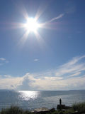 Beira-mar do verão imagem de stock royalty free