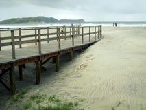 Praia brasileira Imagem de Stock Royalty Free