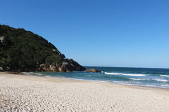 Praia Brava, Florianà ³ polisa - Santa Catarina, Brasil, - Zdjęcie Stock