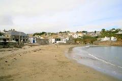 Praia córnico Imagem de Stock
