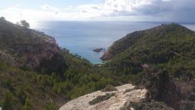 Praia Cala D& x27 de Mallorca; ego Imagens de Stock