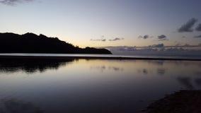 Praia calma Imagem de Stock