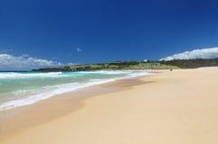 Praia curta do ponto em Austrália Imagens de Stock