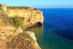 Praia da Afurada Algarve, Portugal. Stock Images