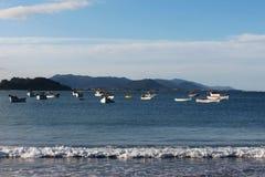 Praia da Armação, Florianà ³ polisa - Santa Catarina, Brasil, - fotografia stock