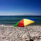 Praia da Cidade do Panamá, Florida imagem de stock