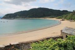 Praia da Concha, Mañón, A Coruña ( Spain ) Royalty Free Stock Image