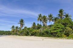 Praia da ilha de Boipeba, Morro de Sao Paulo, Salvador, Brasil Fotos de Stock Royalty Free