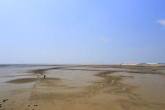 A praia da ilha do dadeng Fotos de Stock Royalty Free