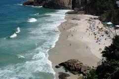 Praia da Joatinga - Rio de Janeiro Royalty Free Stock Images