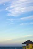 Praia da lua Imagem de Stock